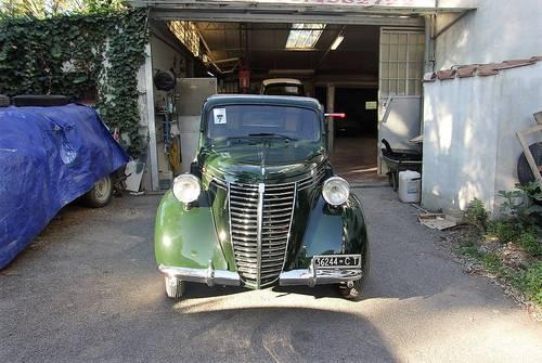 1939 Fiat 500A Fuoriserie Garavini, Special edition SOLD (picture 1 of 4)