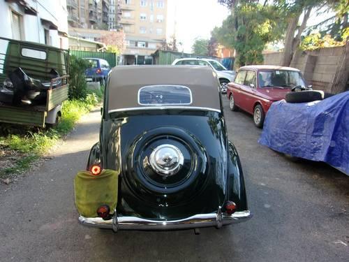 1939 Fiat 500A Fuoriserie Garavini, Special edition SOLD (picture 2 of 4)
