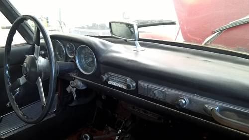 1963 Fiat 1500 Cabriolet in Good overall rust free condition For Sale (picture 5 of 6)
