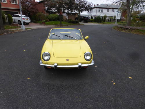 1969 Fiat 850 Spyder Nice Driver - SOLD (picture 2 of 6)
