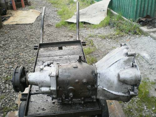 GEARBOX X FIAT 1800 2100 2300 For Sale (picture 5 of 6)