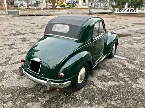 1953  Fiat - 500 C Topolino Trasformabile ASI GOLD CERT. SOLD (picture 3 of 6)