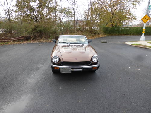 1982 Fiat 124 Sport Spyder 2000 Good Driver - SOLD (picture 2 of 6)