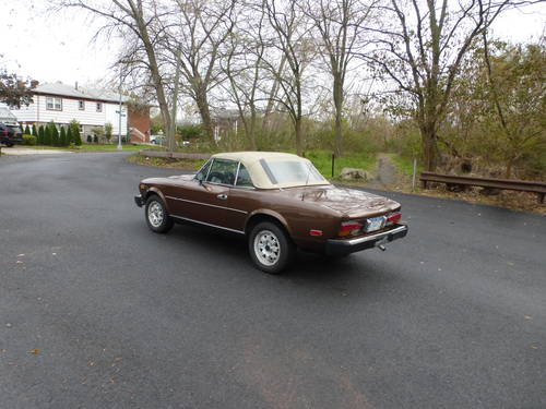 1982 Fiat 124 Sport Spyder 2000 Good Driver - SOLD (picture 4 of 6)