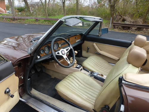 1982 Fiat 124 Sport Spyder 2000 Good Driver - SOLD (picture 5 of 6)