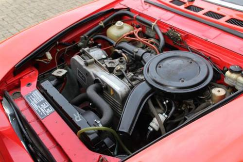 1974 Fiat 124 Spider 1800