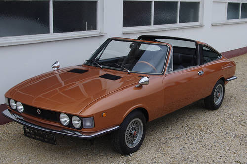 1971 Fiat Moretti 128 Targa Coupé SOLD (picture 6 of 6)