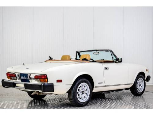 1983 Fiat 124 Pininfarina Spider Europe For Sale (picture 2 of 6)