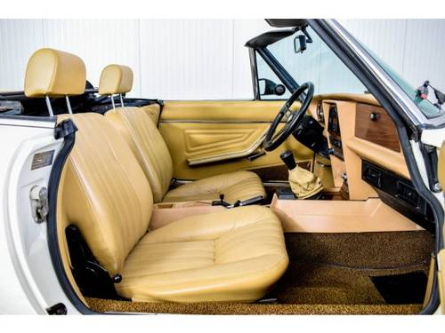 1983 Fiat 124 Pininfarina Spider Europe For Sale (picture 3 of 6)