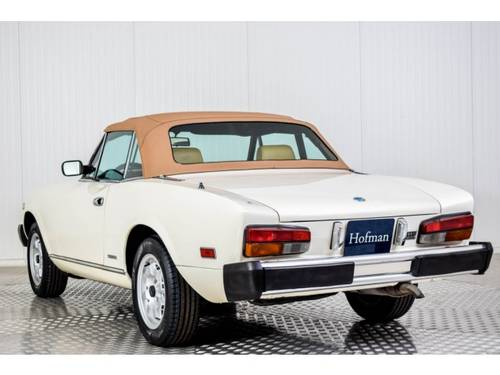 1983 Fiat 124 Pininfarina Spider Europe For Sale (picture 5 of 6)