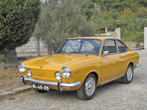 1968 Fiat 850 Sport Coupe For Sale (picture 1 of 6)