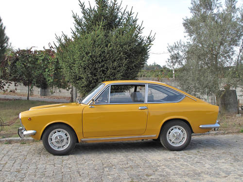 1968 Fiat 850 Sport Coupe For Sale (picture 2 of 6)
