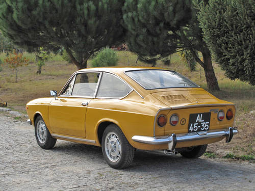 1968 Fiat 850 Sport Coupe For Sale (picture 3 of 6)