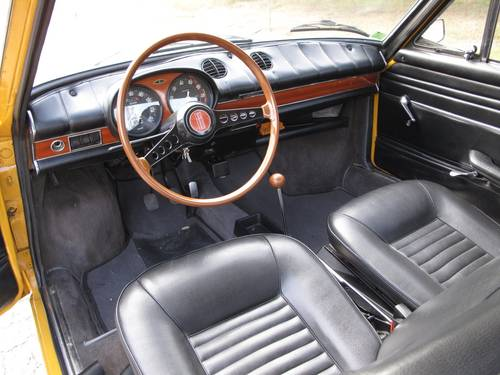 1968 Fiat 850 Sport Coupe For Sale (picture 4 of 6)