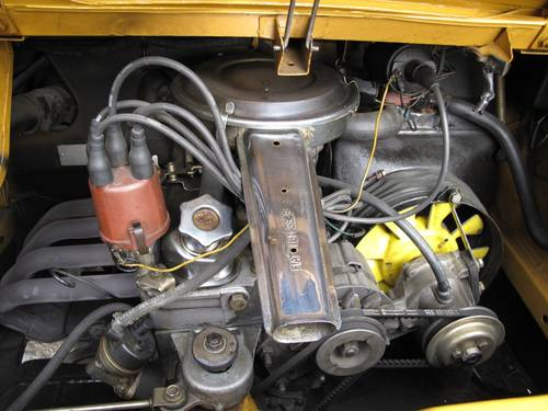 1968 Fiat 850 Sport Coupe For Sale (picture 5 of 6)