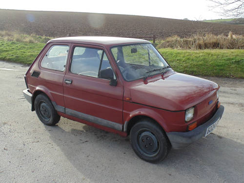 1987 Fiat 126 SOLD (picture 2 of 6)