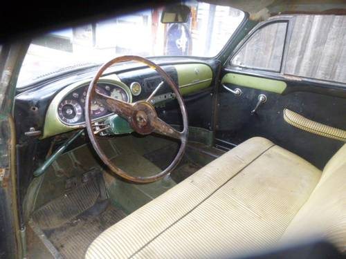 1955 Fiat 1900 A Granluce Complete and ready for Restoration For Sale (picture 5 of 6)