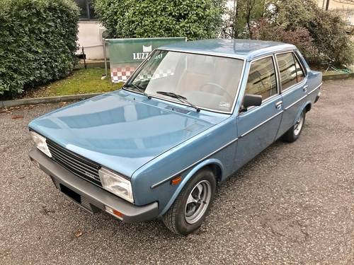 1979 Fiat - 131 TC 1300 Supermirafiori ORIGINAL CONDITIONS For Sale (picture 1 of 6)