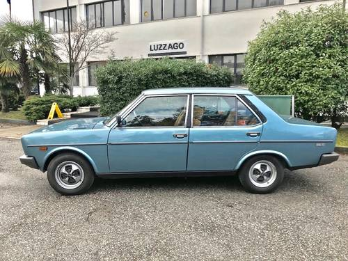 1979 Fiat - 131 TC 1300 Supermirafiori ORIGINAL CONDITIONS For Sale (picture 2 of 6)