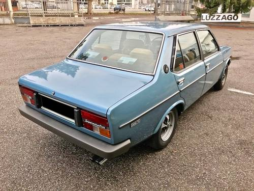 1979 Fiat - 131 TC 1300 Supermirafiori ORIGINAL CONDITIONS For Sale (picture 3 of 6)