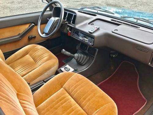 1979 Fiat - 131 TC 1300 Supermirafiori ORIGINAL CONDITIONS For Sale (picture 4 of 6)