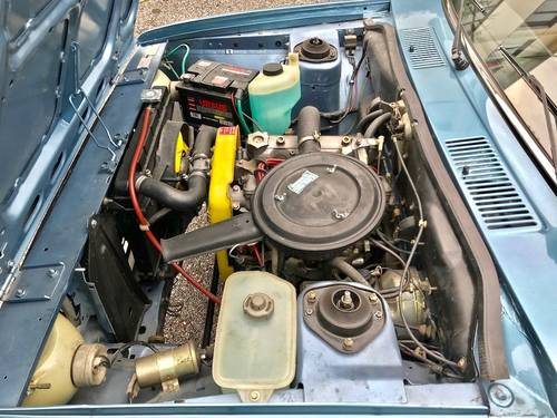 1979 Fiat - 131 TC 1300 Supermirafiori ORIGINAL CONDITIONS For Sale (picture 5 of 6)
