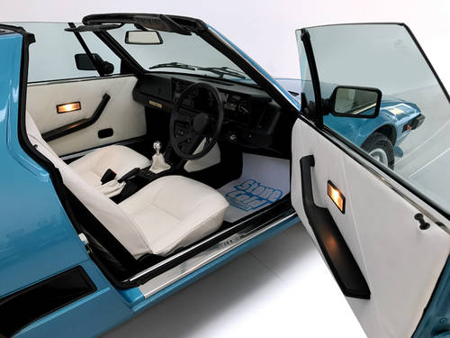 1985 Fiat X1/9 VS SOLD (picture 3 of 6)