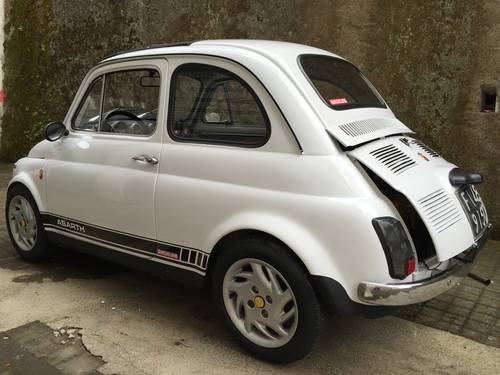 1970 Fiat 695 by Franco Angelini SOLD (picture 1 of 6)