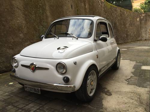 1970 Fiat 695 by Franco Angelini SOLD (picture 2 of 6)