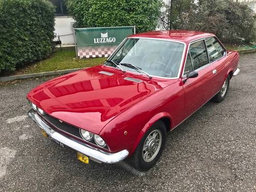 1970 Fiat - 124 Sport Coupe' 1608 (BC1) ASI CERT. SOLD (picture 1 of 6)