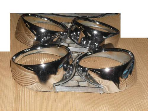 FIAT DINO 2000 Coupe Headlamp Rings For Sale (picture 2 of 3)