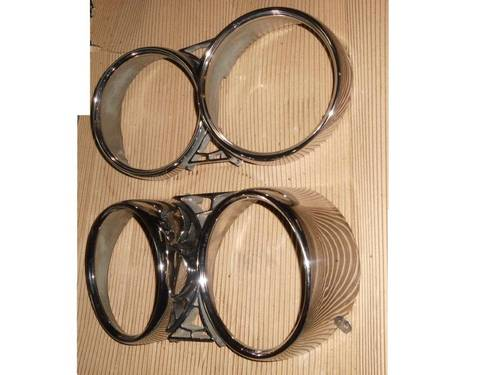 FIAT DINO 2000 Coupe Headlamp Rings For Sale (picture 3 of 3)