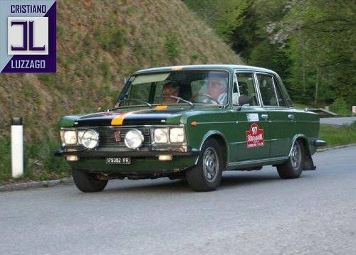 TIME CAPSULE 1971 FIAT 125 B SALOON 65.000 GENUINE KMS For Sale (picture 1 of 6)