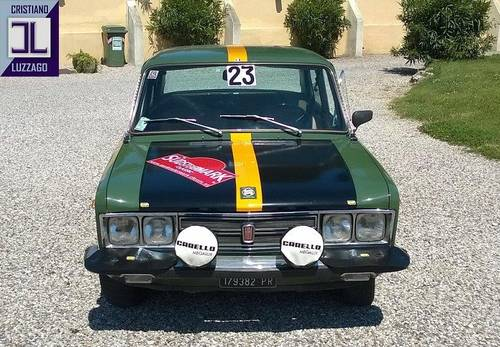 TIME CAPSULE 1971 FIAT 125 B SALOON 65.000 GENUINE KMS For Sale (picture 2 of 6)