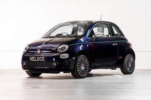 2016 Fiat 500 Riva RHD 56/500 SOLD (picture 1 of 6)
