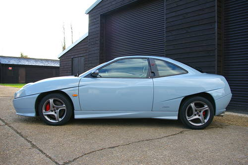 2000 Fiat Coupe 2.0 20V Turbo LE Manual (46,822 miles) SOLD (picture 1 of 6)