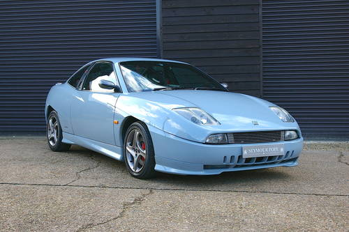 2000 Fiat Coupe 2.0 20V Turbo LE Manual (46,822 miles) SOLD (picture 2 of 6)