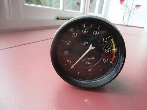Fiat Dino rev counter For Sale (picture 1 of 2)