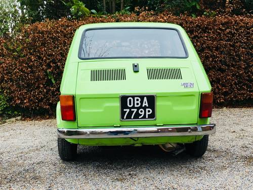 1976 FIAT 126 - HUGE RECENT EXPENDITURE SOLD (picture 4 of 6)