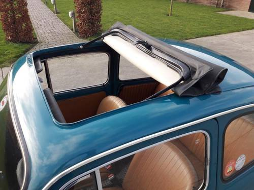 FIAT 500 L MID BLEU 1971 so very nice. just 7500 euro SOLD (picture 4 of 6)