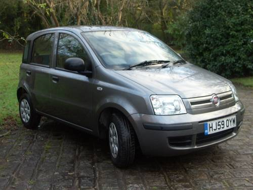 2010 Fiat Panda 1.2 Dynamic ECO SOLD (picture 2 of 6)