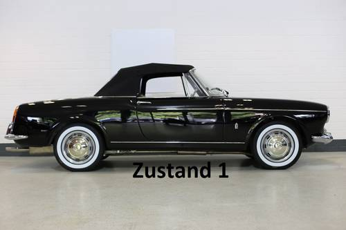1965 Fiat 1500 Conv' 118K 5sp full restoration best available.  SOLD (picture 2 of 6)