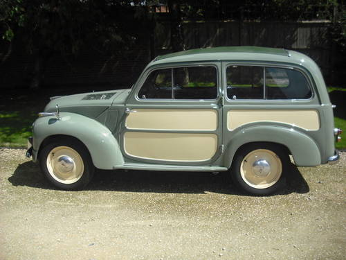 1955 Fiat 500 Belvedere - one of just 60 RHD - Reserved SOLD (picture 3 of 6)