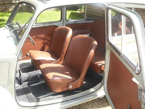 1955 Fiat 500 Belvedere - one of just 60 RHD - Reserved SOLD (picture 4 of 6)
