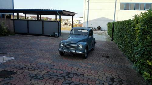 1949 Fiat 500 Topolino SOLD (picture 5 of 5)
