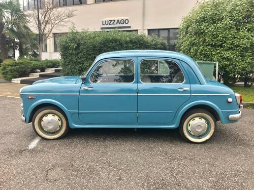 1956 Fiat - 1100/103E FIRST ITALIAN REGISTRATION For Sale (picture 2 of 6)