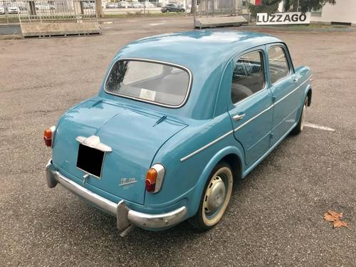 1956 Fiat - 1100/103E FIRST ITALIAN REGISTRATION SOLD (picture 3 of 6)