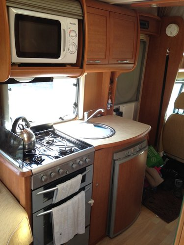 2006 Bessacarr E465 4 Berth Motorhome For Sale (picture 4 of 6)