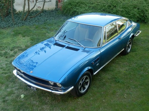 1971 Fiat Dino 2400 For Sale (picture 1 of 6)