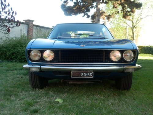 1971 Fiat Dino 2400 For Sale (picture 2 of 6)
